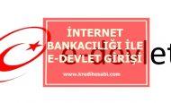 E-Devlet İnternet Bankacılığı