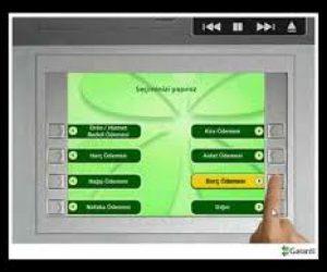 Garanti Bankası ATM Para Yatırma Limiti