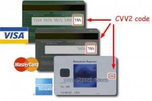 Kredi Kartı Güvenlik Kodu Silinmiş!