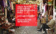 Ziraat Bankası Esnaf Kredisi Faiz Oranları ve Şartları 2019